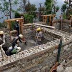 भूकम्पबाट क्षतिग्रस्त विद्यालय पुनः निर्माणका लागि एक अर्ब ३३ करोड अपुग