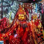 दसैँको नवरात्रदेखि कोजाग्रत पूर्णिमासम्म पाथीभरामा २० हजारभन्दा बढी भक्तजनले गरे पूजापाठ
