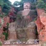 भिडियोमा हेर्नुहोस् चट्टान काटेर १२०० बर्ष भन्दाअघि बनाईएको भगवान गौतम बुद्धको विशाल अद्भुत मूर्ति