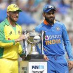 आईसीसी टी-ट्वान्टी  :  विश्वकपअघिको अभ्यास खेलमा अस्ट्रेलियाद्धारा भारत ९ विकेटले पराजित