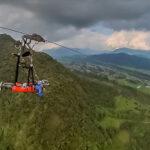 पोखरामा ' विश्वकै भिरालो सुपरम्यान जिपलाइन सञ्चालनमा